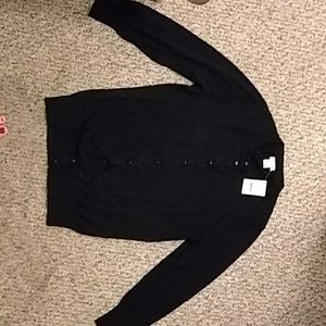 J. Crew Cardigan Navy Blue